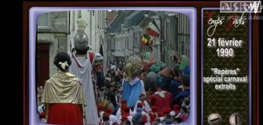 Le Carnaval de Cassel 1986-1988