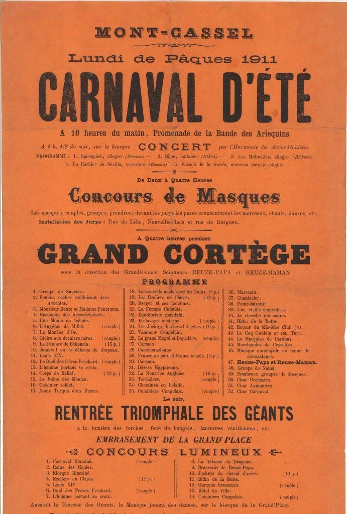Lundi de Pâques 1911