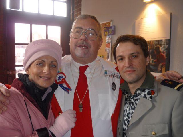 Carnaval d'hiver 2009 Edwige et Busch